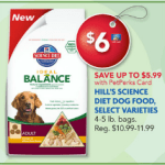FREE Science Diet Dog Food at PetSmart (Last Day)!!