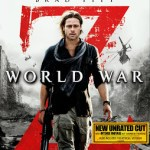World War Z (Blu ray, DVD, Digital Copy) – $14.96 on Amazon!