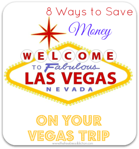 save money on your vegas trip