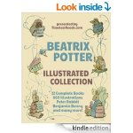 FREE Beatrix Potter 22 Book Collection for eReaders