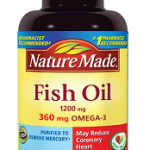 Nature Made Fish Oil $3.98 at Target (Get Back $5 Target GC=FREE)