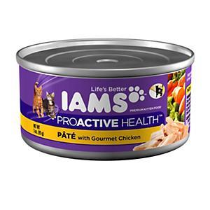 FREE Iams Wet Cat Food