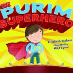 "FREE ""The Purim Superhero"" Book"