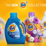 FREE Tide Collection Mini Laundry Detergent Sample
