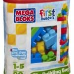 Mega Bloks First Builders Big Building Bag only $13.49