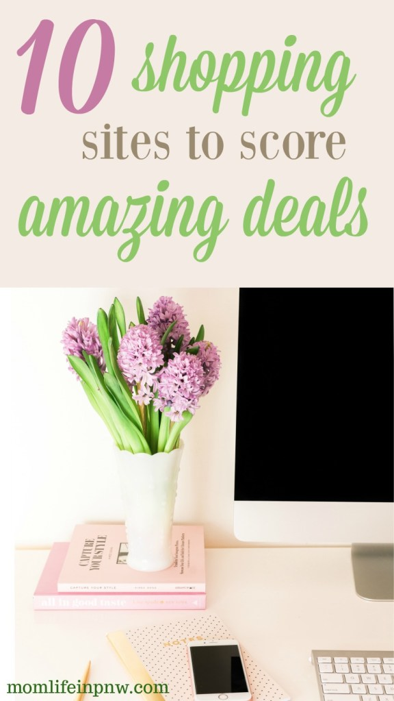 10 Shopping Sites to Score Amazing Deals!