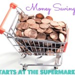 Money Saving Starts at the Supermarket