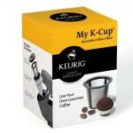 Keurig My K-Cup Reusable Coffee Filter – $5.29!