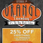 Save 25% on Halloween Costumes – BuyCostumes Orange Tuesday Event Ends 9/2!