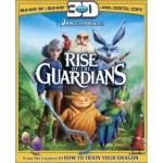 Rise of the Guardians 3D Blu ray with $7.50 Movie Money – $9.99 at Best Buy!