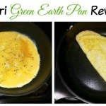 Ozeri 8″ Green Earth Frying Pan With Smooth Ceramic Non-Stick Coating