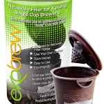 Ekobrew Refillable Cup for Keurig K-cup Brewers Only $3.90!
