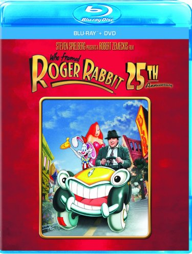 who framed roger rabbit 25th anniversary blu-ray