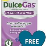 FREE DulcoGas Chewable Tablets at Target!