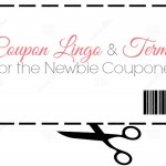 Coupon Lingo and Terms for the Newbie Couponer