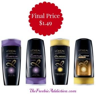 L'Oreal Advanced Hair Care