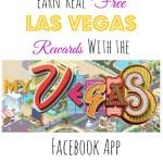 Earn REAL FREE Las Vegas Rewards with myVEGAS Facebook App!