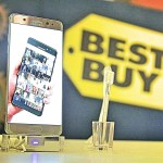 The Samsung Galaxy Note7 featured at BlogHer