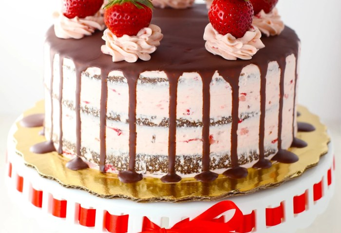 Sugar Free Gluten Free Chocolate Strawberry Cake Mom Loves Baking