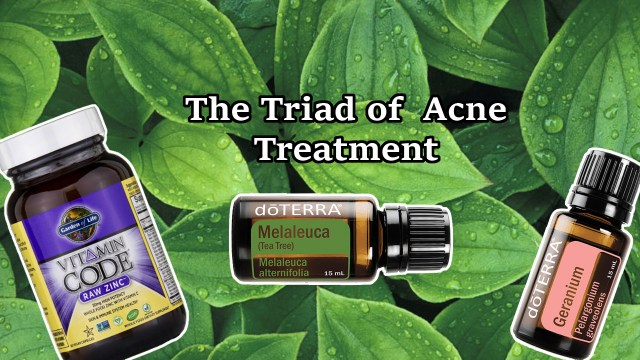3 Quick Natural Acne Remedies