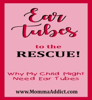 Dr. Momma discusses the function of ear tubes and highlights 5 reasons your child might benefit from placement of ear tubes.