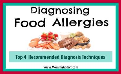 Dr. Momma discusses the difficulty in diagnosing food allergies while clearly stating the recommended tests and the non-recommended techniques.