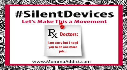 Dr. Momma has addressed the need for kids to learn electronic device manners and now asks her fellow doctors to help parents understand its requirement.