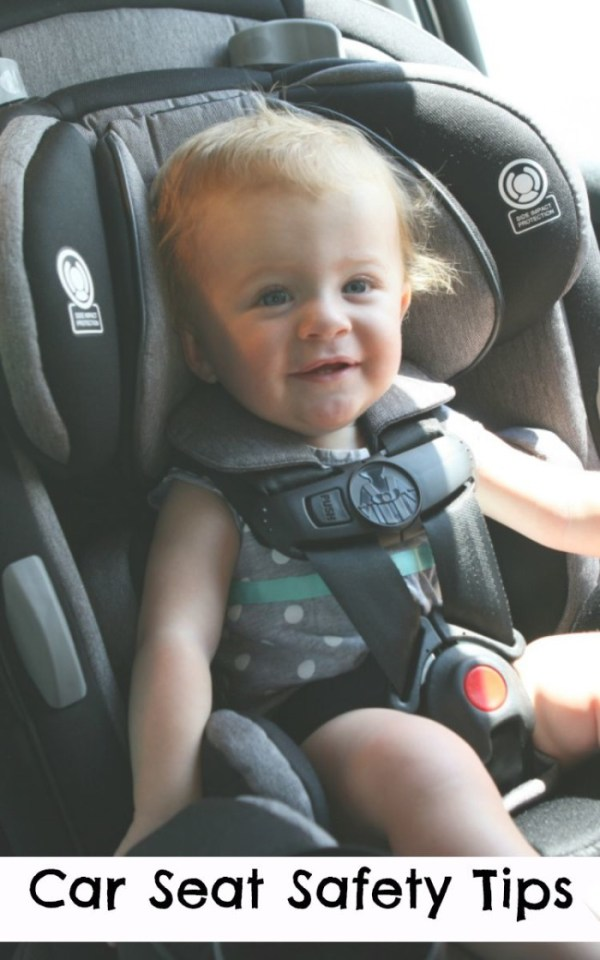 Child Passenger Safety Week Car Seat Safety Tips