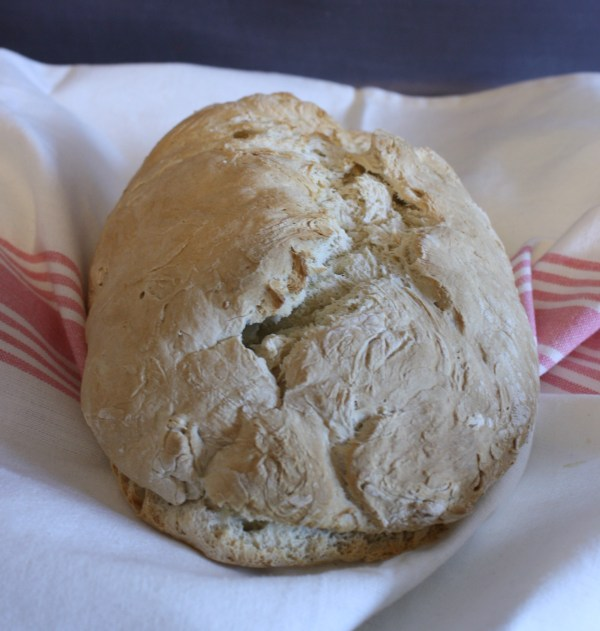 Mini Chef Mondays - One Hour Bread Recipe