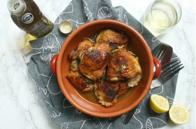 Chicken Scarpariello