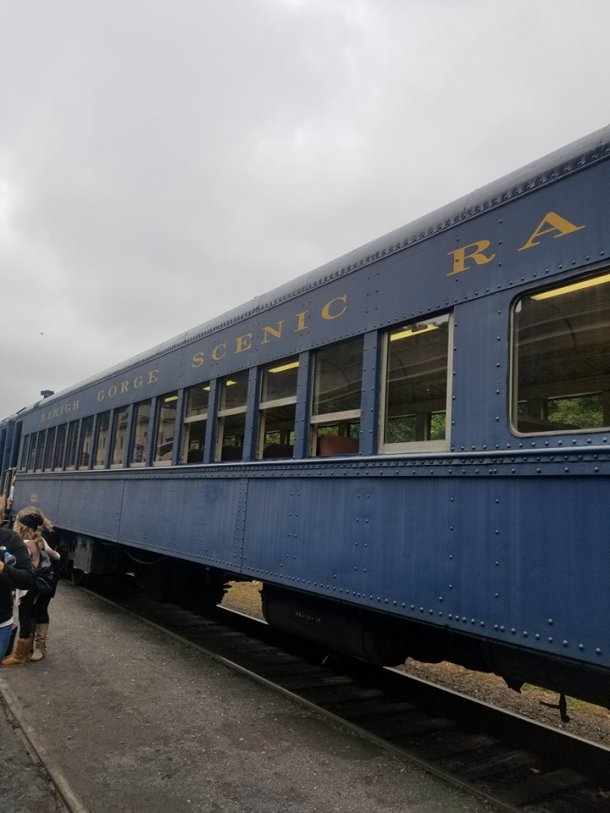 Lehigh Gorge Railway