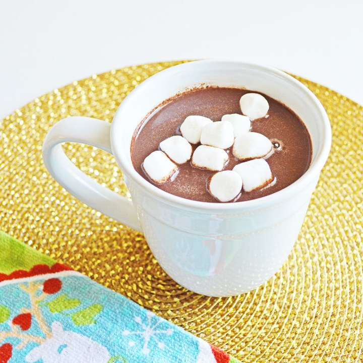 Crock Pot Hot Chocolate Recipe