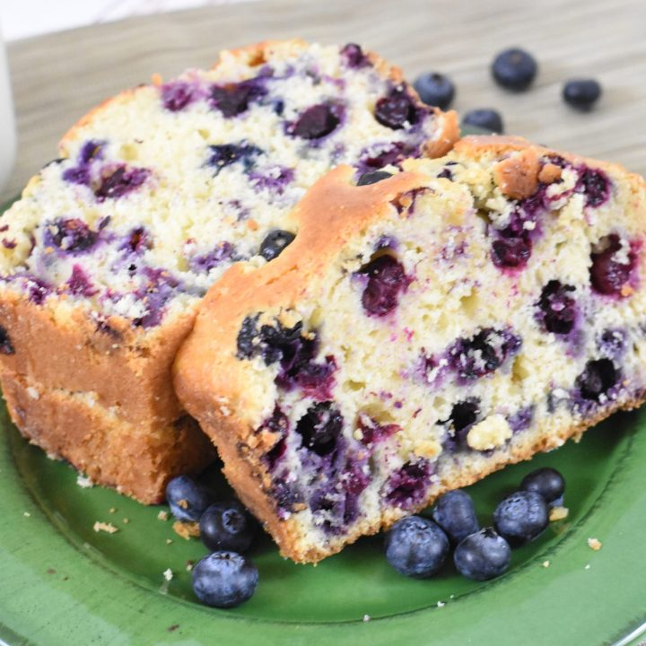 The Best Blueberry Bread Recipe