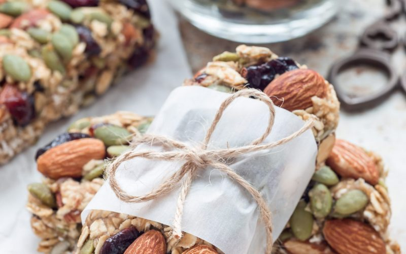 Easy And Healthy Muesli Bar Recipe