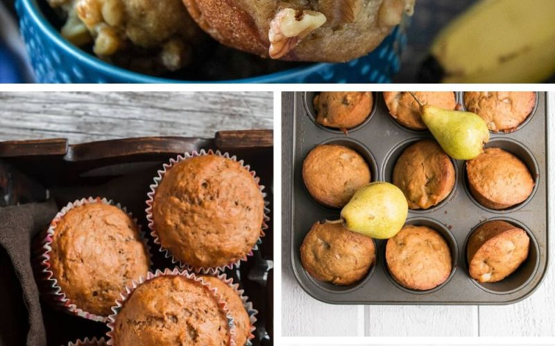 30+ Homemade Muffin Recipes You Have Got to Try!