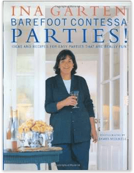 My very first Barefoot Contessa Cookbook was given to me by my BFF for my birthday. Thanks, Van. Miss you :-)