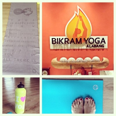 Bikram Yoga: A Moving Meditation