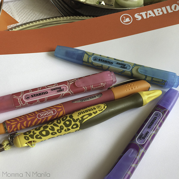 Every year, Stabilo releases a new collection which allows us to express ourselves. How cute are these animal printed highlighters and pens?