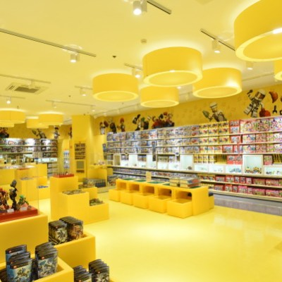 Lego Store Manila is OPEN!