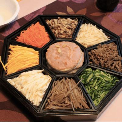 Korean Cooking Class with Chef Bo Ik Jang