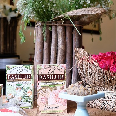 Holiday Tea with Basilur