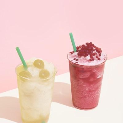 Starbucks® Teavana® Frozen Teas