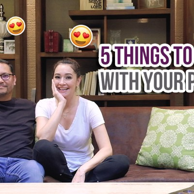 #TeamGellibean S03 E01: 5 Things To Do With Your Partner
