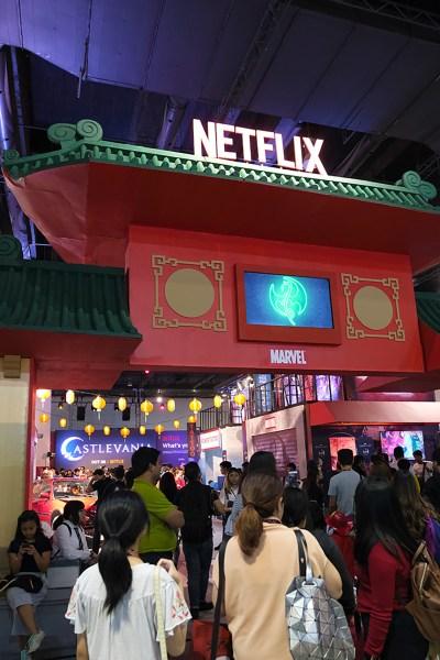 #TeamGellibean S03 E06 AsiaPop Comicon with the Netflix #StreamTeam