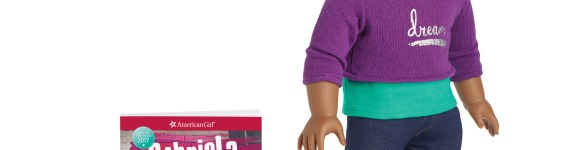 "Sneak Peek: the 2017 American Girl ""Girl of the Year™"" Gabriela"
