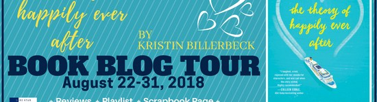 Lone Star Book Blog Tour (and Giveaway): The Theory of Happily Ever After