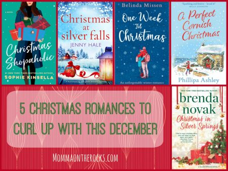 image of five christmas romances