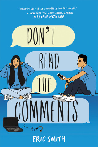 Book Review: Don't Read the Comments by Eric Smith