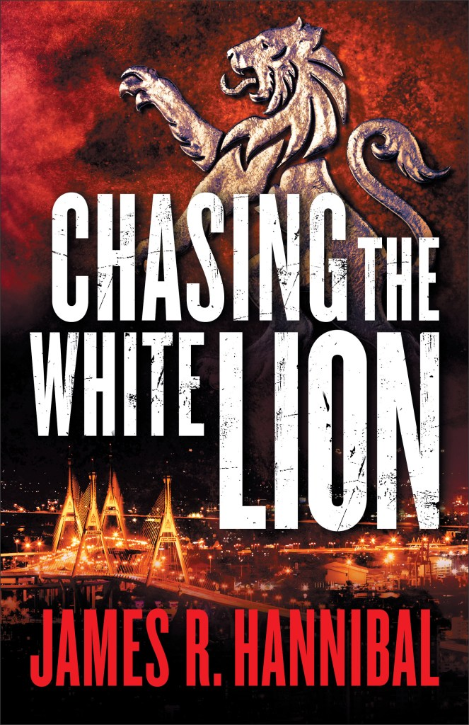 Cover image for Chasing the White Lion