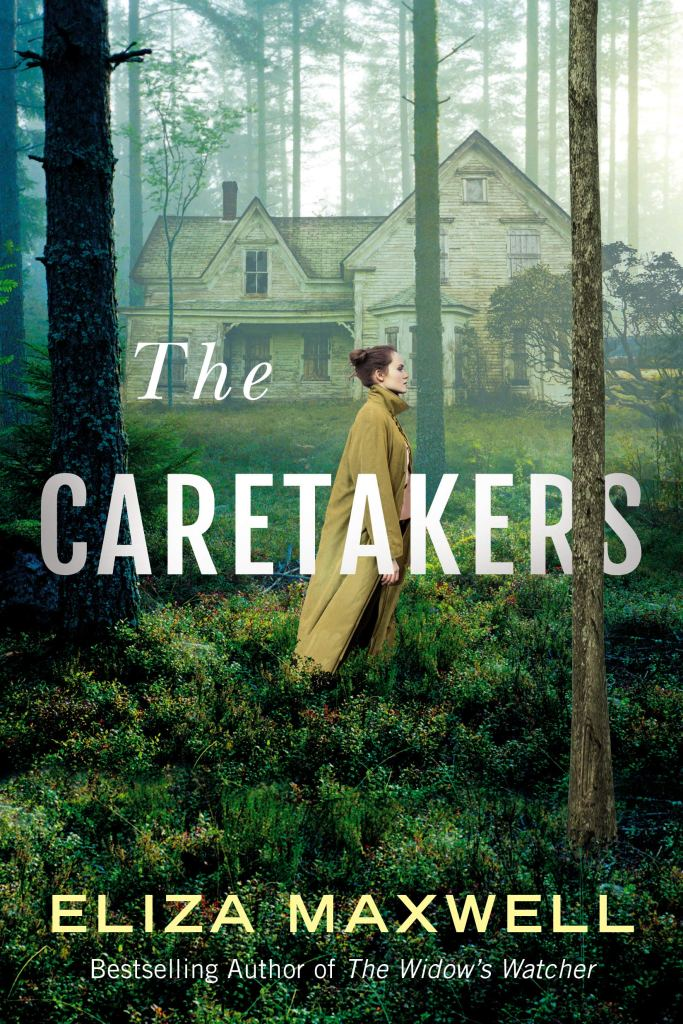 book cover image for The Caretakers